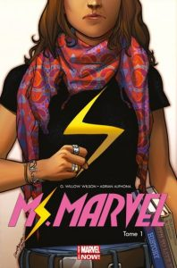 Ms Marvel tome 1